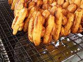 Fried Banana, Philippine