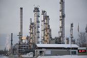 Alaska Crude Refinery