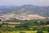 Greek Village Sirince In Turkey