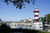 Hilton Head Harbour Town Lighthouse