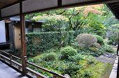 Japanese Garden In The Koto-in Temple Of Daitoku-ji - Kyoto, Japan