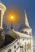 Fisherman's Bastion in Buda Castle, Budapest