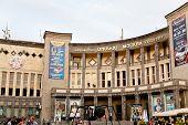 Moscow Cinema Hall In Yerevan