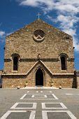 Metropolitan Cathedral Of  Rhodes, Greece