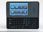 Smart Phone Qwerty Keypad Front View