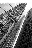 London - September 21: Leadenhall Building In Construction On September 21, 2013