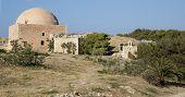 Mosque Ibrahim Khan. Fortezz's Fortress. Island Of Cret