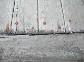 Old Worn Wooden Planks