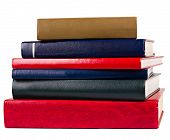 Books Ream Isolated