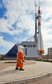The Russian Space Transport Rocket