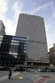 NEW YORK - OCT 31: The United States Federal Building on Foley Square in New York City on Friday, Oc