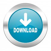 download internet blue icon