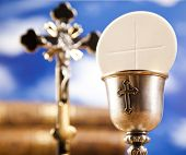 image of eucharist  - Symbol christianity religion  - JPG