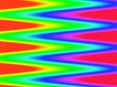 Spectrum Zigzag Background