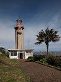 Ponta de Sao Jorge Lighthouse