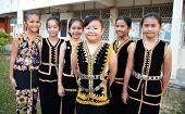 Kadazandusun children