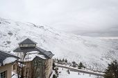 Sierra Nevada Spain Ski resort