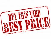 Buy This Yard