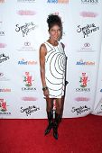 LOS ANGELES - SEP 13:  Natalie Cole at the 2014 Brent Shapiro Foundation Summer Spectacular at Priva