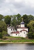 Church Of St.clement The Pope, Pskov