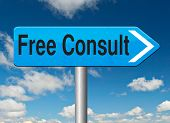 free consultation at help desk ask second opinion and consult us for more details and extra information at customer support