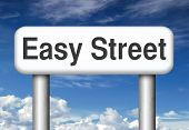 easy street no risk stress free safe solution avoid all hazards