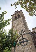 Sant Crist Chapel In S'arracó