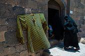 Women And Child In Yemen