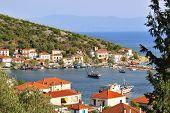 Agia Kyriaki Village From Above