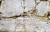 Limestone rusted and fractured background