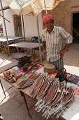 Selling Fish In Yemen