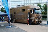 Automechanika 2014 Frankfurt - Frankfurt International Trade Fair For The Automotive Industry