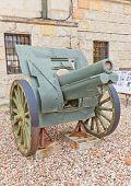 Soviet 122 Mm Howitzer M1910