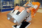 Vostok Spacecraft Ejection Seat