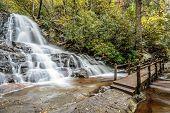 picture of gatlinburg  - Laurel Falls  - JPG