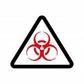 picture of biohazard symbol  - The biohazard icon - JPG