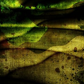stock photo of tarp  - Military Grunge background with stains and scratches - JPG