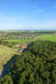 Landscape From Dutch Wadden Island