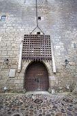 Medieval Entrance poster