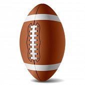 Fútbol americano Vector