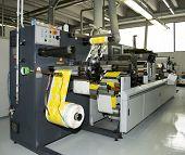 Flexo Press Printing