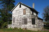 Real Estate Abandoned House