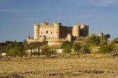 Castillo De Belmonte Landschaft