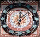 Milan - Castello Sforzesco (detail)