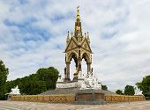 Albert Memorial, London, UK