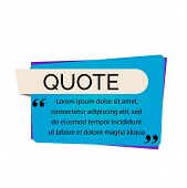 Quote Lettering And Text. Quote Design Element. Typed Text, Calligraphy. For Posters, Banners, Leafl poster