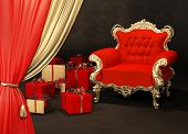 Royal Armchair With Gift Wrapping