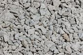 Piedras de grava