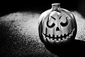 One Creep Scary Pumpkin