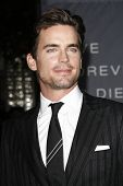 LOS ANGELES - OCT 20: Matt Bomer at the 'In Time' Premiere at the Regency Village Theatre on October